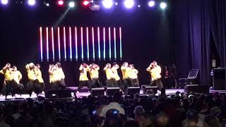 Auckland Diwali 2017 performance - stage