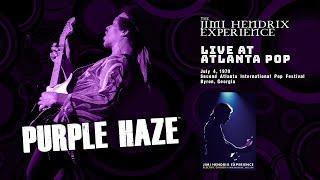 PURPLE HAZE™ - 1970-07-04 - Live at the Atlanta Pop Festival