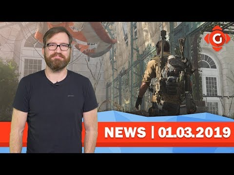 The Division 2: Beta gestartet! THQ Nordic: Zurückrudern nach PR-Desaster! | GW-NEWS