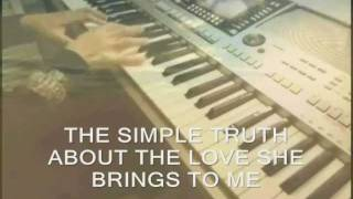 Theme From Love Story - (Piano & String)