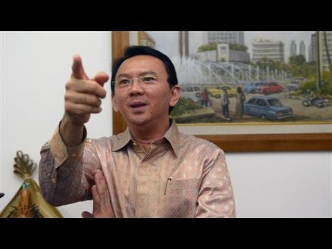 Jakarta Governor Questioned Over Blasphemy Allegations