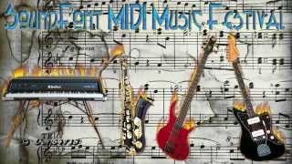 "MIDI Cover: Lee Ritenour ""Night Rhythms"" HD"