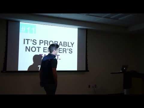 Sean Creeley - Using Django with MVC JavaScript Frameworks