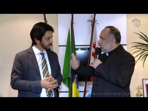 Entrevista com o Vereador Ricardo Nunes