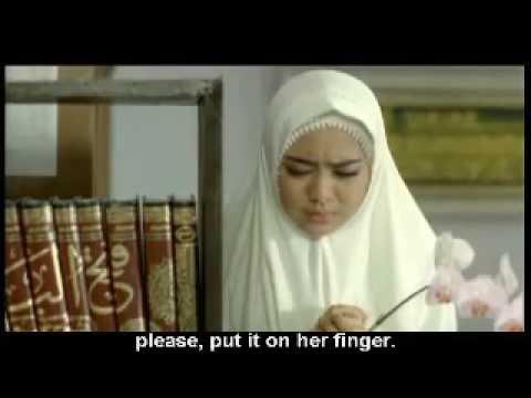 Best scene in Ketika Cinta Bertasbih 2 (KCB2)