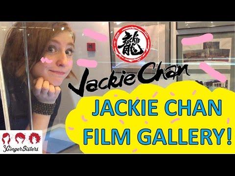 JACKIE CHAN FILM GALLERY in SHANGHAI! // 3 Ginger Sisters