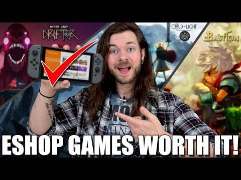 10 Nintendo Switch eShop Games Worth Buying