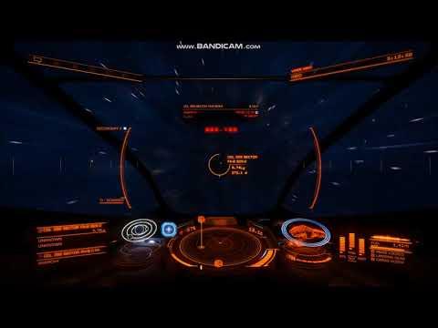 Elite: Dangerous (Hyperspace Jump)