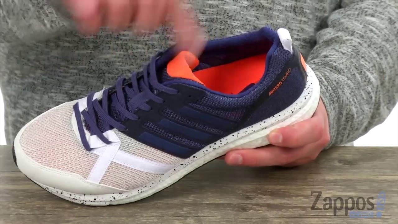 adidas Running adiZero Tempo 9 SKU  8984111 - YouTube d9c89c8d8