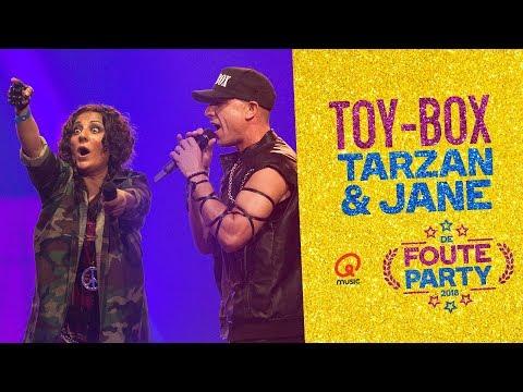 Toy-Box - 'Tarzan & Jane' // Foute Party 2018