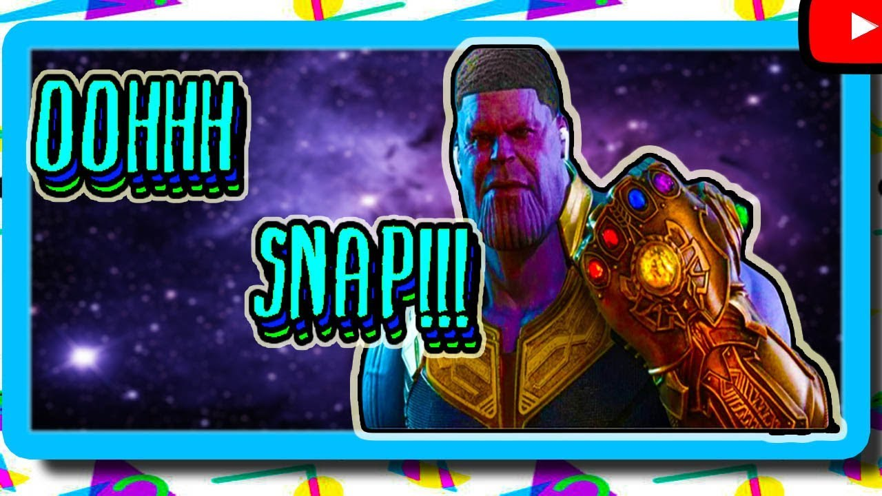 THANOS IS GONNA SNAP!!!!!  - VRChat
