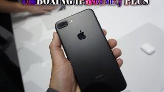 unboxing iphone 7 plus en espaol primeras impresiones y review del gran terminal de apple