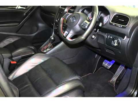 2012 volkswagen golf 6 gti dsg edition 35 auto for sale on. Black Bedroom Furniture Sets. Home Design Ideas