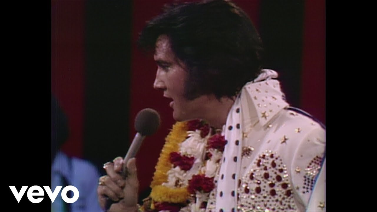 Elvis Presley – Can't Help Falling In Love (Aloha From Hawaii, Live in Honolulu, 1973)