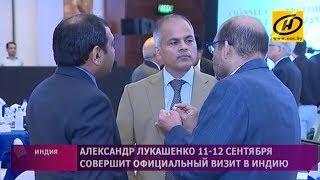 Белорусско индийский деловой форум открылся в Нью Дели