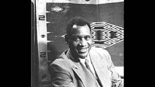 PAUL ROBESON SWING LOW SWEET CHARIOT