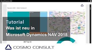 Was ist neu in Microsoft Dynamics NAV 2018