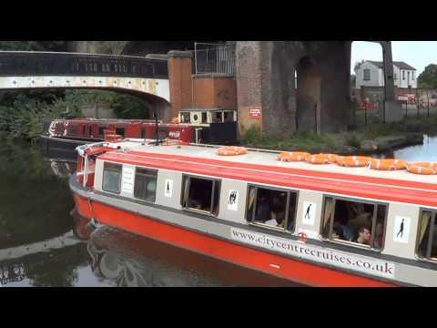 Manchester canal - a short trip around