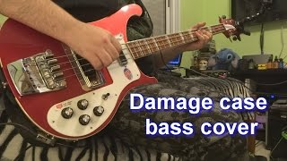 Motörhead - Damage case [Bass cover]