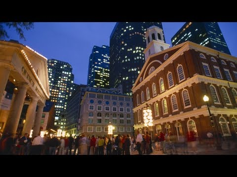 Faneuil Hall & Quincy Market Tour - Boston MA