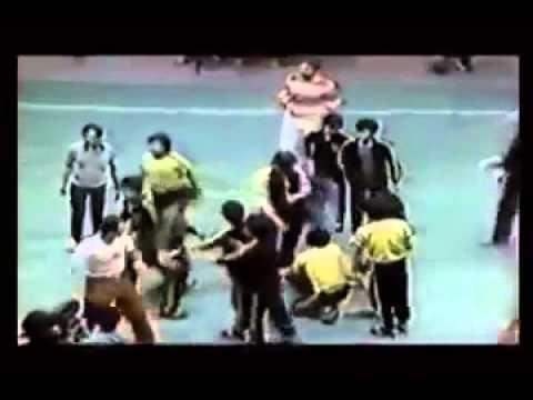 RARE Pre UFC 1981 REAL Bloodsport HONG KONG KUMITE KO MMA Fights UFC Vet Jackie Chan Van Damme!