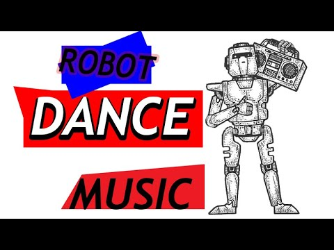 music robot dance