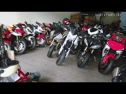 Phượt Campuchia | Thiên đường Xe Moto PKL Giá Cực Rẻ CBR 600 Giá 100tr ở Campuchia | NKMT
