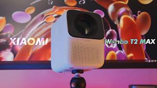 El MEJOR proyector CALIDADPRECIO de Xiaomi   Wanbo T2 Max