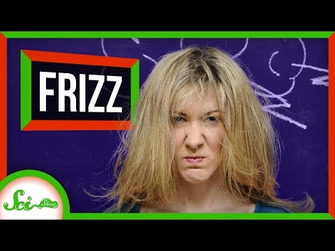 Why Does Hair Get Frizzy When It's Humid?