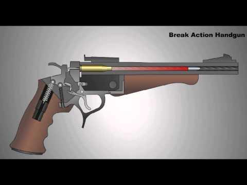 Break Action Handgun