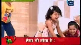 SBS - Yash & Aarthi With Kids(OMG Moment) - 5th January 2012
