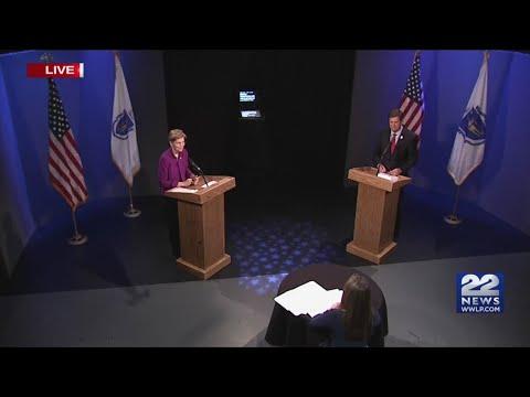 U.S. Senate Debate Elizabeth Warren & Geoff Diehl