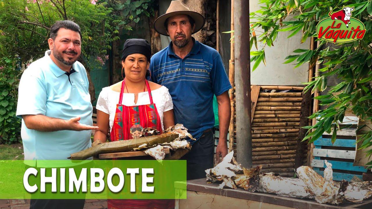 CHIMBOTE, COMIDA ANCESTRAL EN TEOTIHUACAN