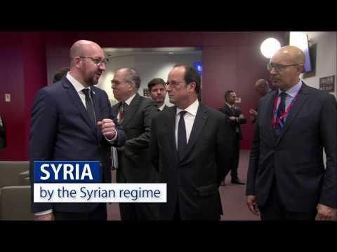 European Council - October 2016: Highlights of Day1