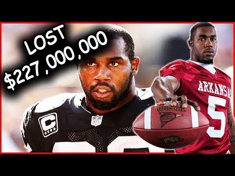 What Happened to Darren McFadden? How He Lost Over 200 Million Dollars!