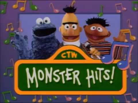 Download Sesame Street - Monster Hits!