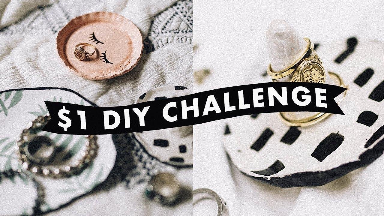 1 DIY CHALLENGE Trinket Trays Jewelry Organizer Anthropologie