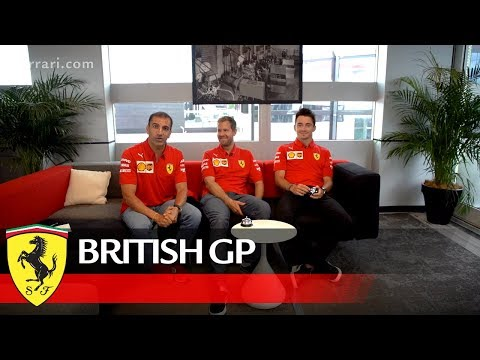 BritishGP - Which songs can Seb and Charles guess straight away?