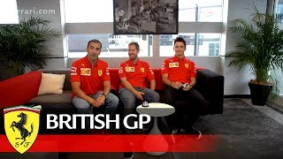 British GP - Which songs can Seb and Charles guess straight away?