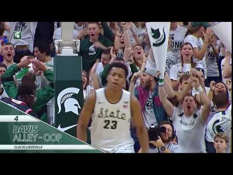 Michigan State Basketball Top 5: Dunks