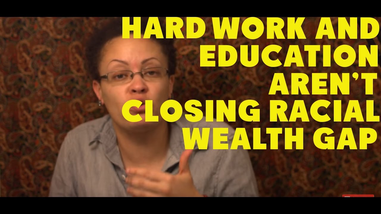 Hard Work and Education Aren't Enough to Close the Racial Wealth Gap, Says Study