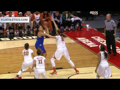 Jayhawks Fall to Texas in Second Round of Big 12 ...