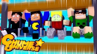 Minecraft: PARQUE DE DIVERSÕES! (Chume Universe #12)