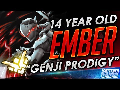 Ember The 14-yr old GM Genji ft. Calvin & Surefour