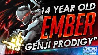Ember The 14-yr old GM Genji ft. Calvin & Surefour thumbnail