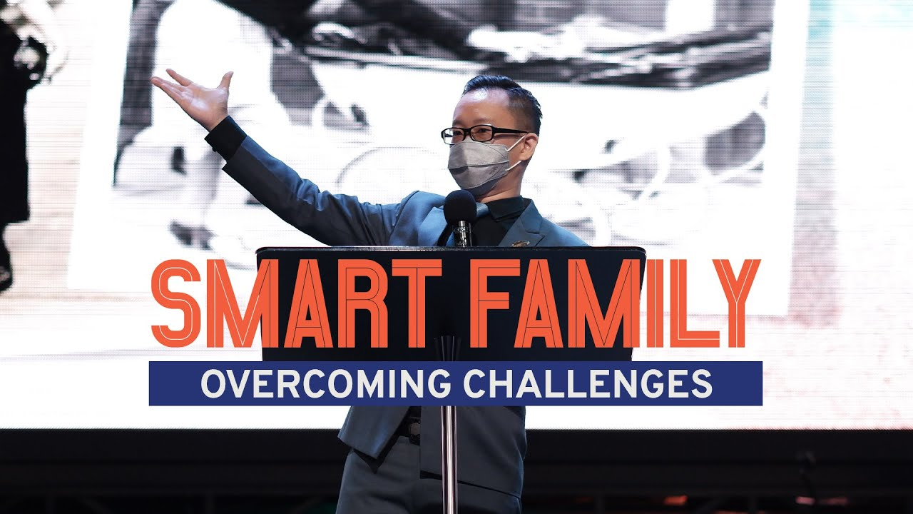 Living Words | Smart Family Overcoming Challenges by Ps  Robert Tedjasukmana
