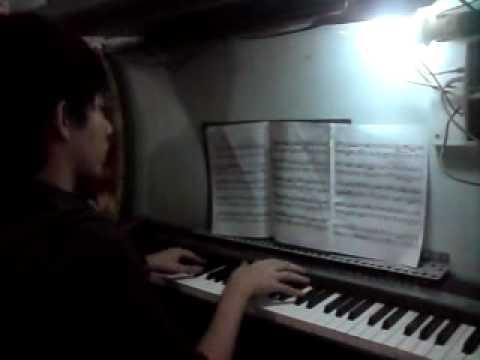 好心分手-Hao xin fen shou (piano cover)