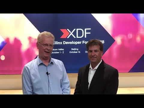 Highlights of Xilinx XDF