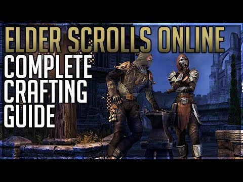 ESO Complete Crafting Guide