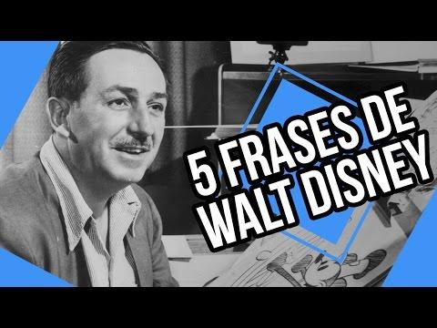 5 Melhores Frases De Walt Disney Insight 79 Youtube
